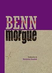 Morgue y otros poemas